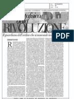Metafisica Della Rivoluzione (Massimo Cacciari)