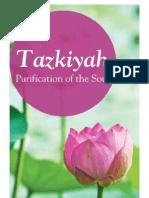 Tazkiyah Purification of the Soul