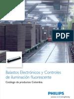 Catag Balastos Electronicos