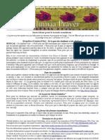 Jumaa Prayer 10 mai 2013
