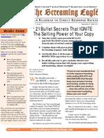 21 Bullet Secrets