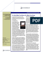 SFG Newsletter April 2008