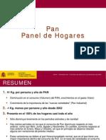 Informe del consumo de pan en España en 2008