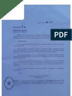 Declaracion Interes Ministerio Gobierno Curso Caja Herramientas