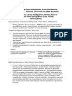 2013-04-29 Third Technical Meeting Meeting Notes
