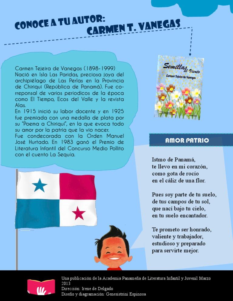 Conoce a tu autor marzo 2013 carmen tejeira for El tiempo en la joya antequera