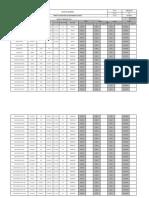 Cronograma Mantenimiento Equipos Alquiler Biosistemas