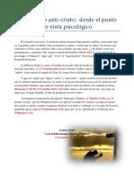 The anti-christ concept, from the psychological point of view  El concepto anti-cristo; desde el punto de vista psicologico