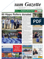 Platinum Gazette 10 May 2013