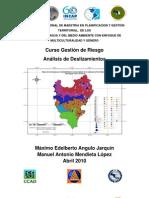 13. Analisis_gestion de Riesgo_amenaza Por Deslizamientos