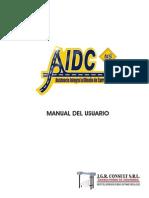 Manual Aidcns