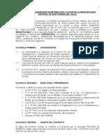 Contrato de Maderas - Mendoza