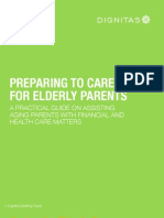 Dignitas' Solutions for the Sandwich Generation White Paper