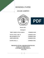 Biokimia Paper Asam Amino.1