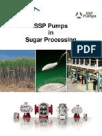 SSP Pumps in Sugar Processing