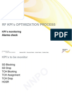 RF KPIs Description