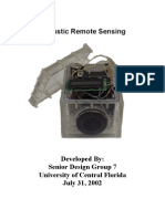 Acoustic Remote Sensing