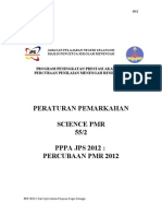Skema Sains Pmr 2012 Paper 2 SELANGOR