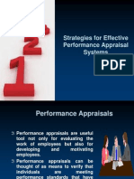 Performance Appraisals Systems