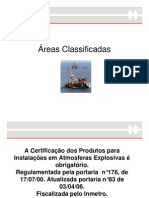 Areas Classificadas PPT