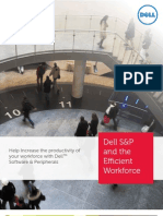 Dell S&P and the Efficient Workforce
