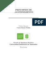 Principios de Mantenimiento - eBook