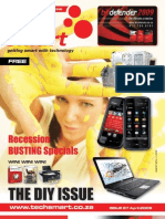TechSmart 67, April 2009, The DIY Issue