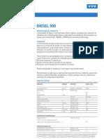 830_DIESEL 500 - Circular Tecnica