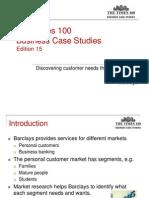 Barclays 15 Brief Powerpoint