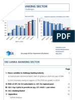 Sri Lanka Banking Sector Report- Pulling Through Macro Challenges - 09-May-2013