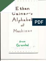 Alphabet of Machines