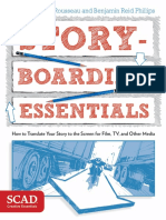 Excerpt From Storyboarding Essentials by David Harland Rousseau and Benjamin Reid Phillips