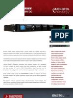 Fuente Rectificadora Enatel PSX24 800W a 2400W