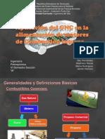 Aplicación del GNC diapositivas