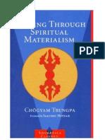 Chogyam Trungpa - Alem Do Materialismo Espiritual