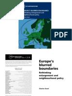 Europe's Blurred Boundaries