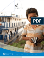 NCF's 2013 Ministry Report-Inspired Generosity