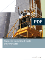 Siemens Combined Cycle Plants