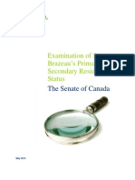 Patrick Brazeau audit