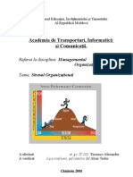 Stresul Organizational