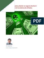Como ganar plata y diseñar un negocio efectivo A través de los sistemas de afiliados_