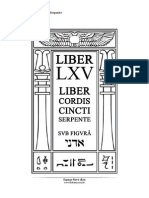 V.v.v.v.v. Liber Cordis Cincti Serpente Versao 1.1