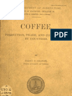 Coffee- Production, Trade, And Consumption by Countries (1912) Graham