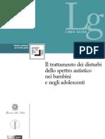 Linee Guida Autismo Ministero