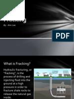 Fracking Oral Presentation