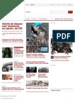 G1 - O portal de notícias da Globo (17-04-2013)