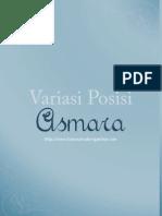 Variasi Asmara