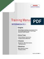 IZusu Servis Training