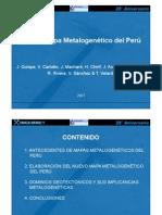 NUEVO MAPA METALOGENÉTICO DEL PERÚ (1)