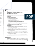 CH 5 Logical Consequences